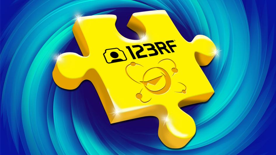 123RF Puzzle igra - Webiz 2018-