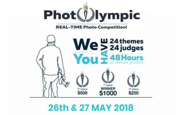 PhotOlympic 2018 prijava