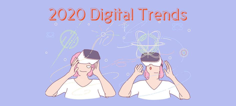 Digitalni trendovi za 2020 godinu